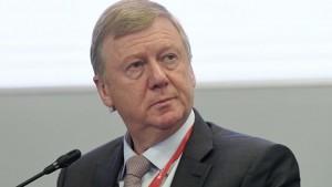 Правительство утвердило отставку Чубайса с поста главы Роснано»