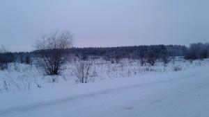 Открыта временная дорога (зимник) от с. Шелехметь до урочища «Белые домики».
