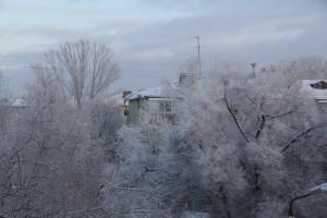 В период с 6 по 8 декабря местами по Самарской области сохранится аномально холодная погода