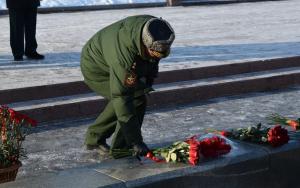 В честь 79-ой годовщины начала контрнаступления советских войск под Москвой.