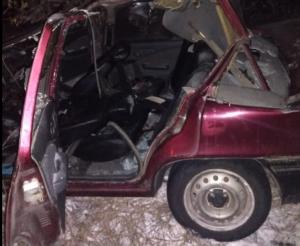 В результате аварии погибли три человека, еще двух несовершеннолетних госпитализировали с тяжелыми травмами.