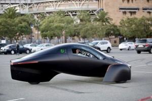 Aptera показала электромобиль, который вообще не нужно заряжать