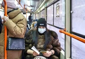 Рейды показали, что большинство самарцев соблюдают масочный режим в транспорте