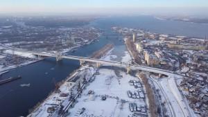 На обустройство Фрунзенского моста в Самаре выделяют больше 500 млн рублей