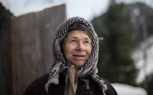 Агафья Лыкова — единственная оставшаяся в живых представительница семьи староверов Лыковых, живших в изоляции с 1937 года.