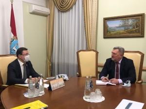 Владимир Николаевич Бурыкин имеет огромный опыт работы в органах государственной безопасности, в том числе на территории Самарской области.
