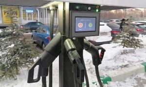 В Самаре откроют первую быструю зарядную станцию для электрокаров