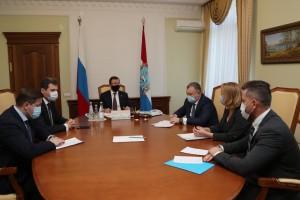 С предложением направить в Самарскую область группу экспертов Дмитрий Азаров обратился к руководителю ФМБАВеронике Скворцовой.