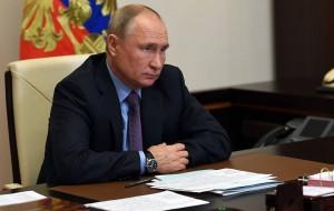 """""""Рост цен на базовые продукты питания - это пандемией не объяснишь. При чем здесь пандемия?- возмутился Путин."""