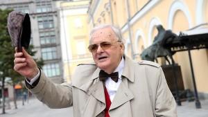 Помимо работы в театре Езепов также снимался в кино и на телевидении. На его счету более 60.