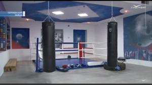 Спортивный зал на месте бывшего бара открыли в Самарской области