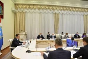Дмитрий Азаров поручил начать работу над наполнением проекта Культурное сердце России» на 2021 год