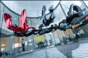 Чемпионат и первенство России по аэротрубным дисциплинам парашютного спорта RISC – 2020 проходили в два этапа, с 30 ноября по 6 декабря в Москве, в аэродинамических комплексах Vacuum и Flow.
