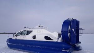 """С 13 декабря начнется работа судов на воздушной подушке по маршруту Самара - Рождествено"""""""