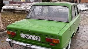 В Самаре нашли уникальный ВАЗ-21016, простоявший в гараже более 30 лет