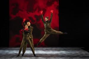 В Самарском театре оперы и балета состоялась мировая премьера балета-couture BACK TO LIFE