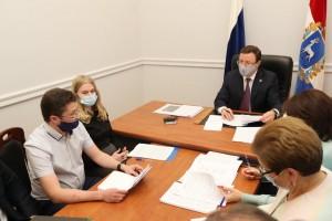 Дмитрий Азаровпровел заключительное в этом году заседание Общественного совета по экологической безопасности.