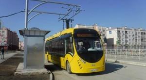 Электробус Самара-Южный город с 18 декабря прекратит движение