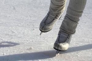 На площади Славы начнёт работать ледовый каток.