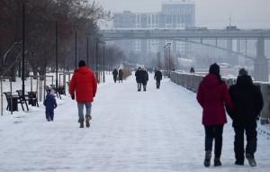 Так, в Москве дата перехода среднесуточной температуры к отрицательным показателям уже сдвинулась на 7-10 дней, а весна приходит раньше на 5-7 дней по сравнению с серединой прошлого века.