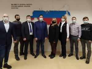 Самарские депутаты сели за парты