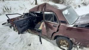 Двое молодых пассажиров пострадали в ДТП в Самарской области