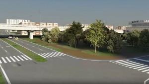 В Самаре двухуровневую развязку на улице Ново-Садовой построят до конца 2023 года