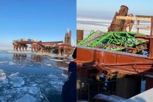 Семьям рабочих, погибших на стройке моста у Климовки, выплатят по1 миллионурублей