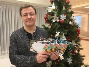 ВСамарской области по традиции проходит масштабная благотворительная акция «Ёлка желаний» – в этом году уже в тринадцатый раз.