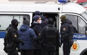 На прошлой неделе, по данным МВД, около 270 задержанных были водворены в изоляторы.