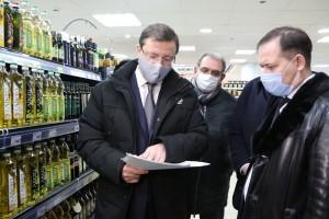 21 декабря губернатор Самарской области работает в Тольятти.
