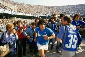 Фанаты Диего Марадоны смогут почтить память великого футболиста в кинотеатрах