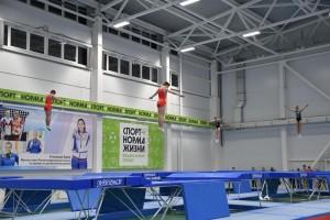 Первые тренировки воспитанников спортивной школы №7 «Акробат» прошли уже в понедельник, 21 декабря.