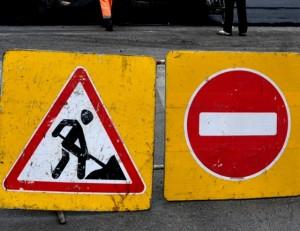 Перед началом строительства развязки будут построены дороги-дублеры. Каждая из дорог будет двухполосной.