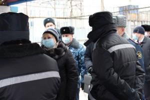 Уполномоченный по правам человека Ольга Гальцова проверила условия содержания осужденных в двух колониях