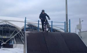 Здесь смогут тренироваться любители велоспорта - БМХ, скейтбординга, катания на самокатах.