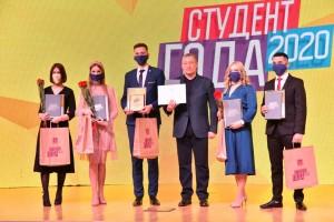 Лучшим студентом региона стал Никита Анучин из Самарского государственного технического университета.