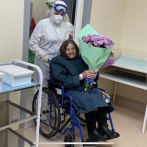 В Татарстане от COVID-19 врачи вылечили 101-летнюю женщину