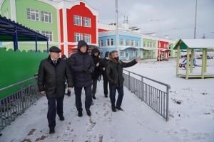 Виктор Кудряшов проинспектировал  завершение строительных работ на ряде социальных объектов  в Самаре