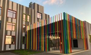 Благодаря нацпроекту в Волжском районе завершилось строительство двух детских садов