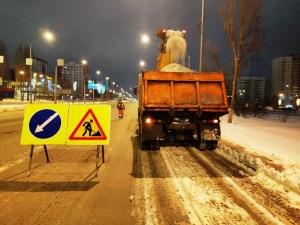 В Самарской области на полигоны вывезли около 5000 тонн снега