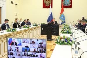 Дмитрий Азаров провел заключительное в этом году заседание регионального оперативного штаба.
