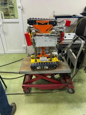 На вооружение Самарского филиала «Т Плюс» поступил робот для диагностики тепловых сетей