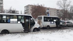 В результате ДТП пострадали 4 пассажира автобуса.