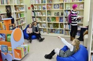 В СОУНБ открылся книжный киоск