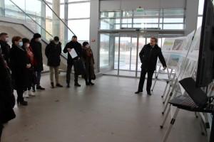 Состоялась очередная презентация проекта реконструкции набережной Автозаводского района.