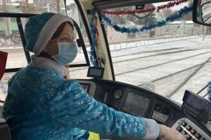 31 декабря общественный транспорт Самары будет работать только до 23:00