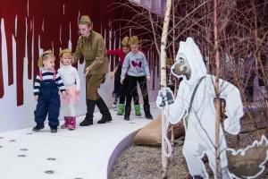 Новогодний онлайн-квест для юных жителей Самарской области подготовил Музей Победы