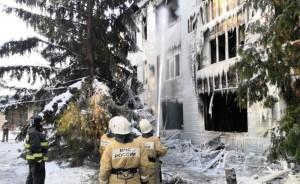 Пожар на территории Самарского подшипникового завода ликвидирован