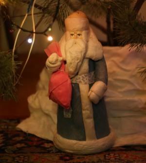 Обнародован размер пенсии Деда Мороза
